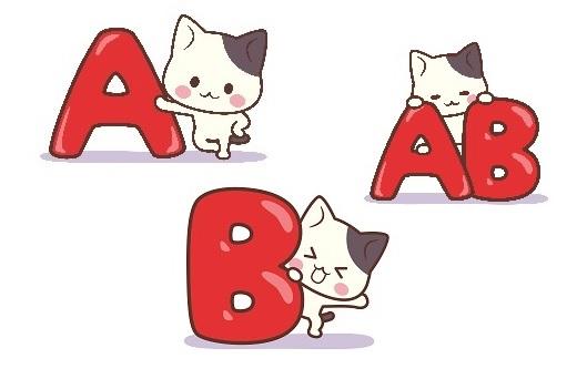 猫の血液型